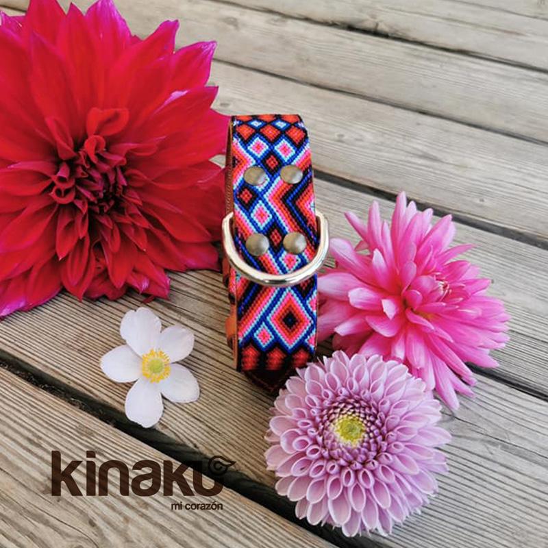 KINAKU Collars and dogs accesories handmade from Mexico Collar Akumal Gallery 3 1