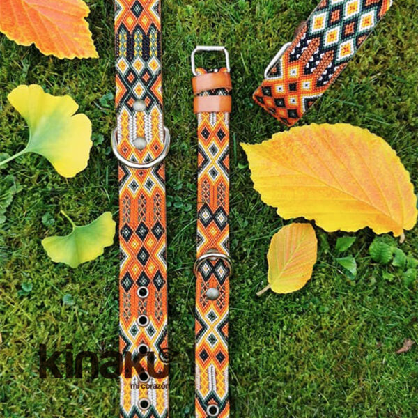 KINAKU Collars and dogs accesories handmade from Mexico Collar Bacalar Gallery 3