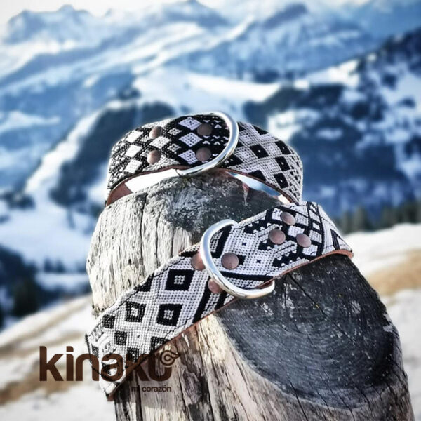 KINAKU Collars and dogs accesories handmade from Mexico Collar Coba Gallery 2