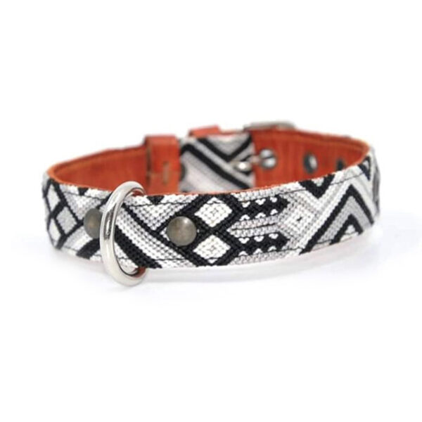 KINAKU Collars and dogs accesories handmade from Mexico Collar Coba S M