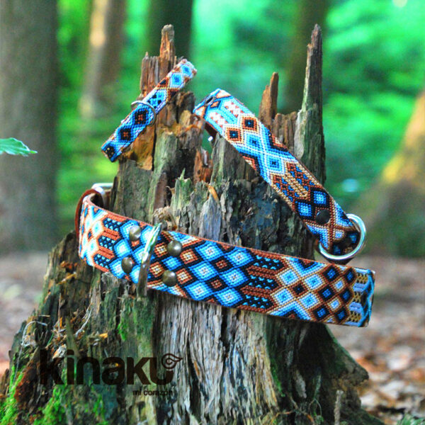 KINAKU Collars and dogs accesories handmade from Mexico Collar Nayarit Gallery 3