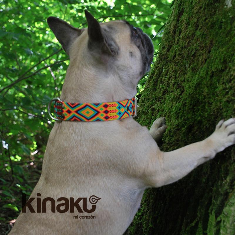 KINAKU Collars and dogs accesories handmade from Mexico Collar Suytun Gallery 3