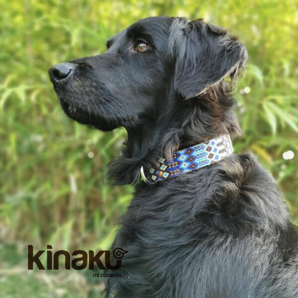 KINAKU Collars and dogs accesories handmade from Mexico Collar Tulum Gallery 2