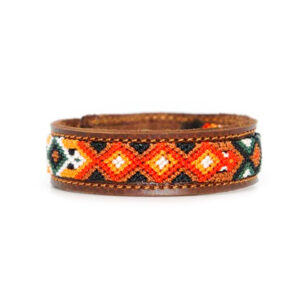 KINAKU Collars and dogs accesories handmade from Mexico Bracelet Bacalar2