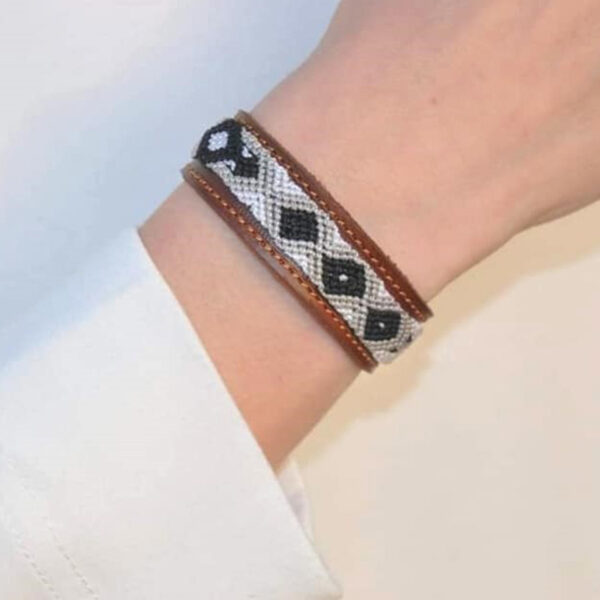 KINAKU Collars and dogs accesories handmade from Mexico Bracelet Coba1