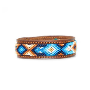 KINAKU Collars and dogs accesories handmade from Mexico Bracelet Nayarit 1