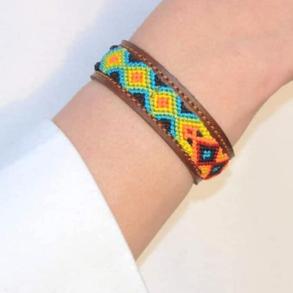 KINAKU Collars and dogs accesories handmade from Mexico Bracelet Suytun
