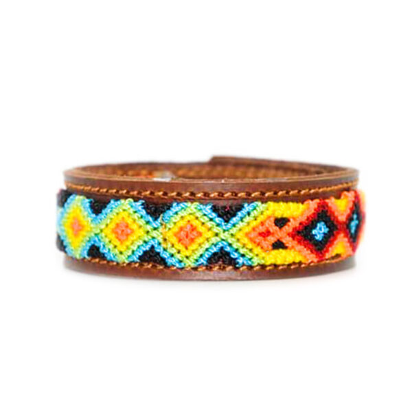 KINAKU Collars and dogs accesories handmade from Mexico Bracelet Suytun2 1