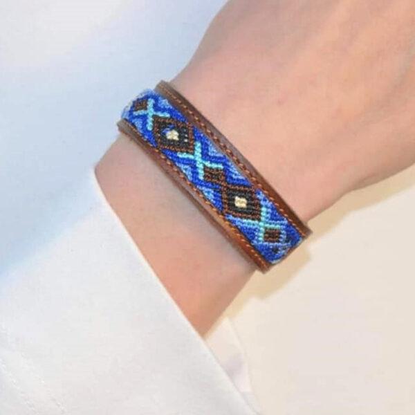 KINAKU Collars and dogs accesories handmade from Mexico Bracelet Tulum