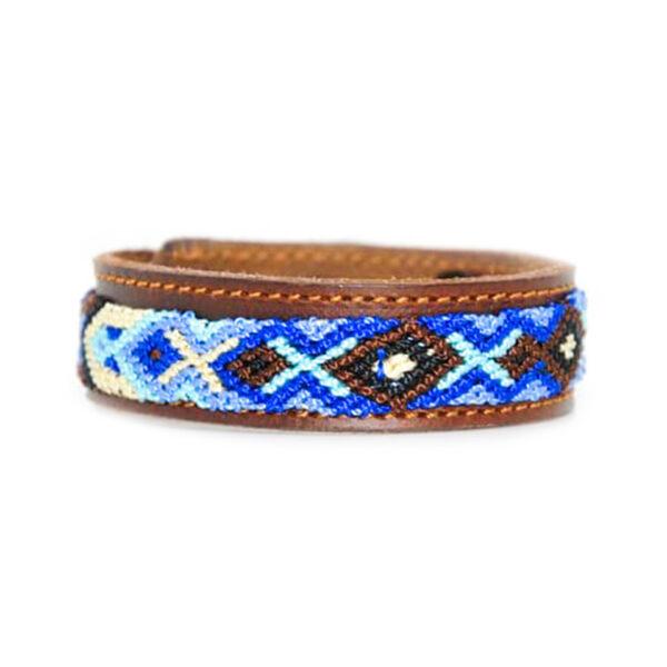KINAKU Collars and dogs accesories handmade from Mexico Bracelet Tulum3
