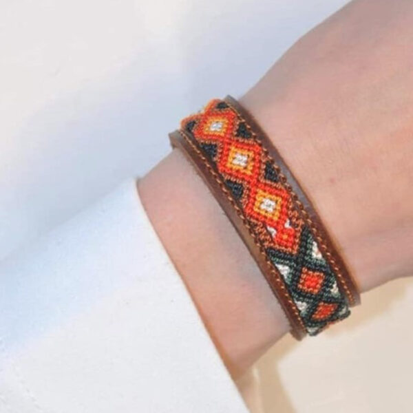 KINAKU Collars and dogs accesories handmade from Mexico Bracelet bacalar1