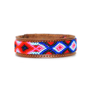 KINAKU Collars and dogs accesories handmade from Mexico akumal bracelet1