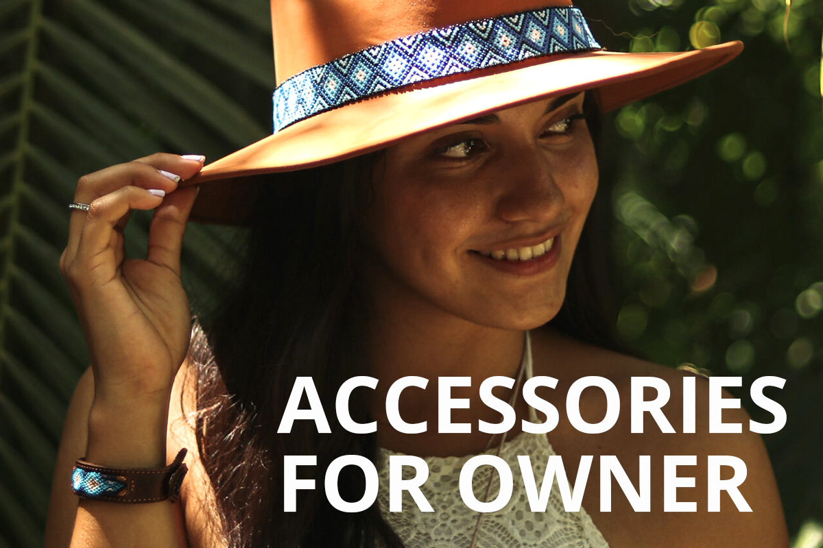 KINAKU Collars and dogs accesories handmade from Mexico Accesories for owners