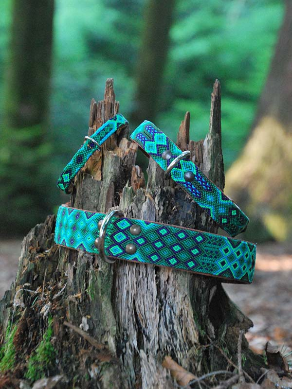 KINAKU Collars and dogs accesories handmade from Mexico Gallery 11