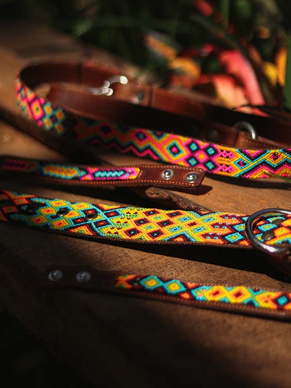KINAKU Collars and dogs accesories handmade from Mexico Gallery 12
