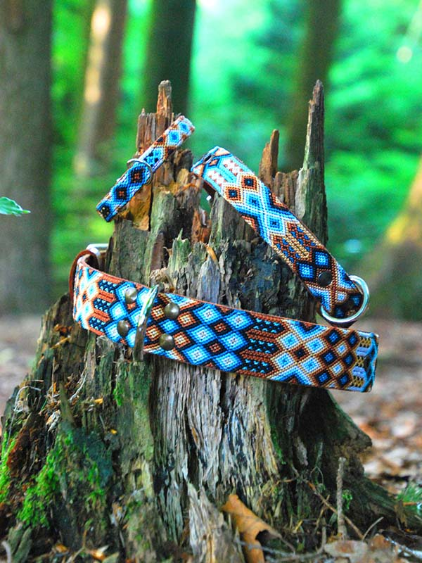 KINAKU Collars and dogs accesories handmade from Mexico Gallery 7