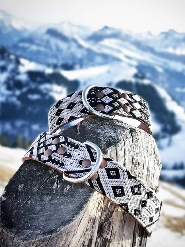 KINAKU Collars and dogs accesories handmade from Mexico Gallery 9