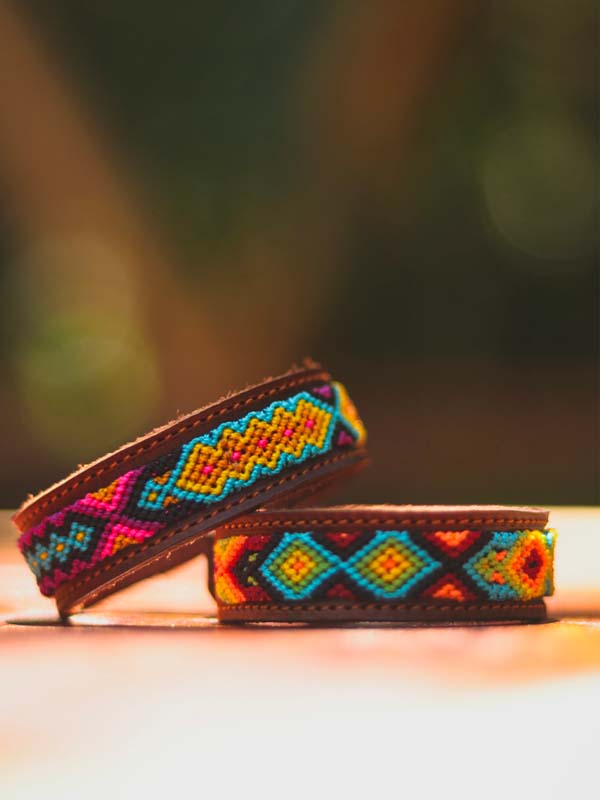 KINAKU Collars and dogs accesories handmade from Mexico gallery 02